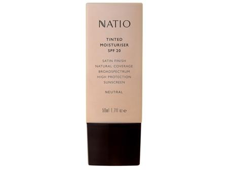 NATIO Tinted Moist SPF20 Neutral