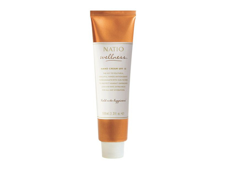 NATIO Wellness Handcream SPF15