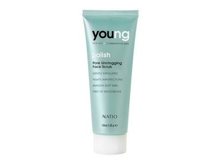 NATIO Young Pore Unclog Face Scrub