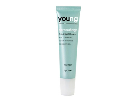 NATIO Young Tinted Spot Cream