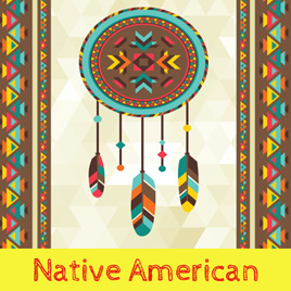 Native American Themed