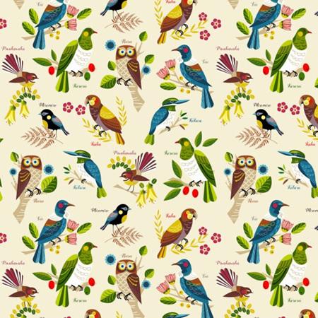 Native Bloom Birds NT80630101