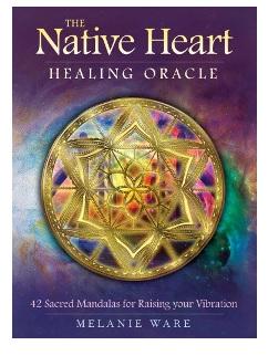 Native Heart healing Oracle