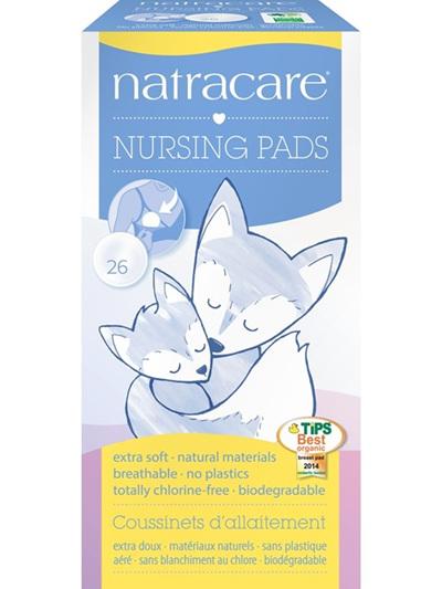 Natracare Nursing Pads - 26 pack