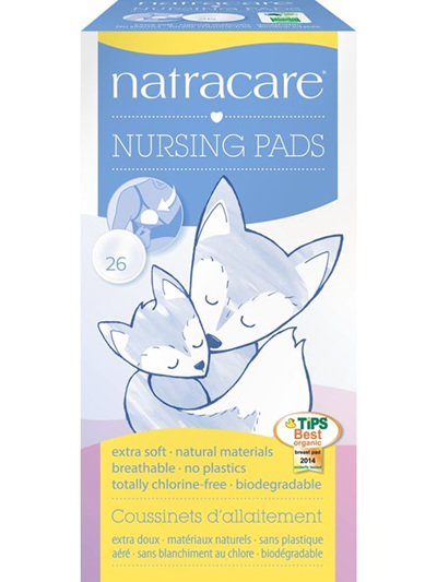 Natracare Nursing Pads - 26 pack
