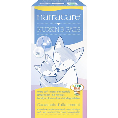 Natracare Nursing Pads 26pk