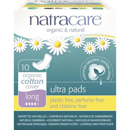 Natracare Ultra Pads