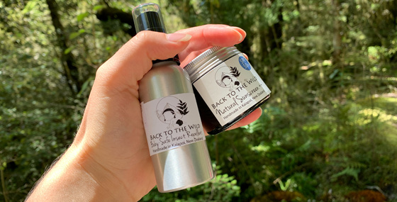 Natural baby insect repellent nz organic