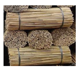 Natural Bamboo Cane 60cm Nat 5-7mm 1000 pieces