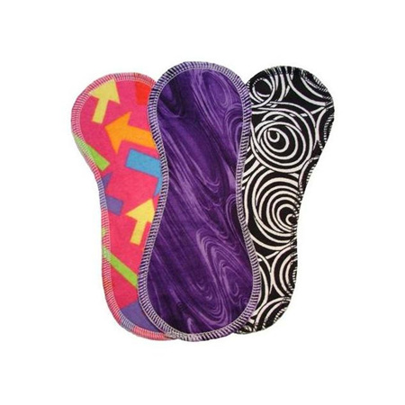Natural Cloth Pads 2pk