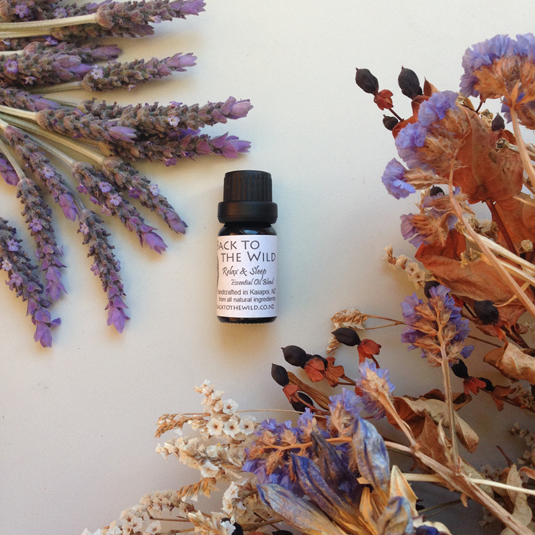 natural essential oil sleep blend organic nz ethical
