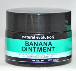 Natural Evolution Banana Ointment