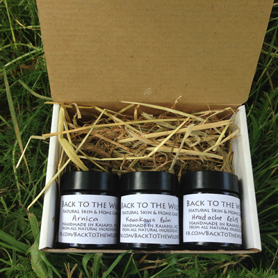 Natural Health Gift Box