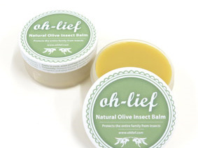 Natural Insect Balm 125g