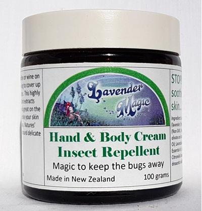 Insect Repellent Cream