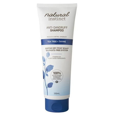 NATURAL INSTINCT A/DANDRUFF SHMP 250ML