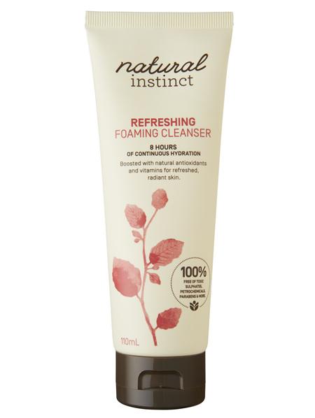 Natural Instinct Refreshing Foaming Cleanser 110ml