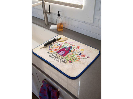 Natural Life Drying Mat What I Love