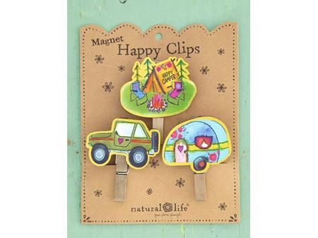Natural Life Happy Clips Happy Camper 3