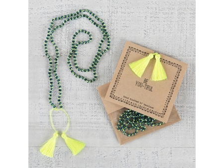 Natural Life Necklace - Be You Tiful 67cm