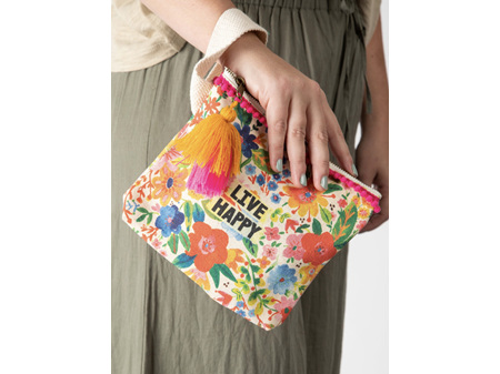 Natural Life Period Pouch Live Happy