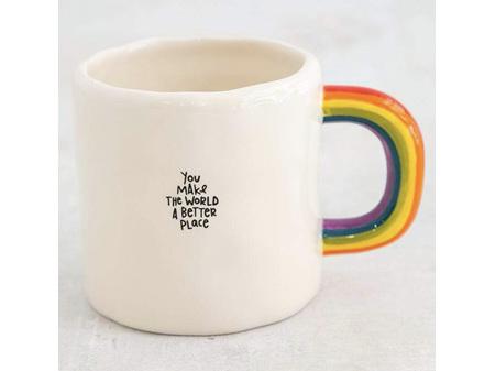Natural Life Rainbow Mug Better Place