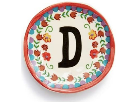 Natural Life Trinket Dish Initial D