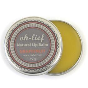Natural Lip Balm