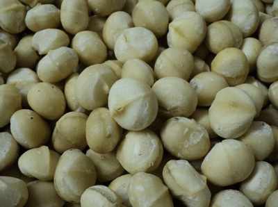 Natural Macadamia Nuts 100g