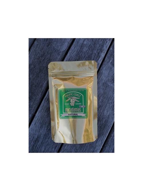 Natural Macadamia Nuts 100g