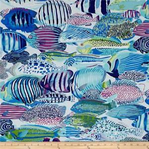 Natural World Exotic Fish PWSL037LAGOO