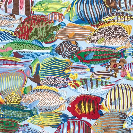 Natural World Exotic Fish PWSL037NAT