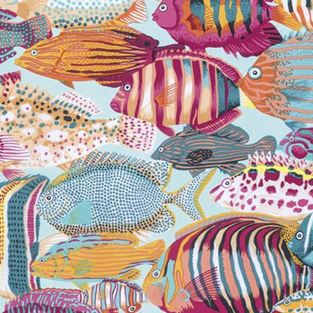 Natural World Exotic Fish PWSL037TROPI