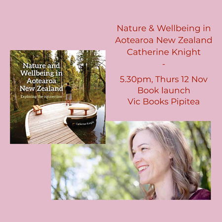 Nature & Wellbeing in Aotearoa New Zealand Launch