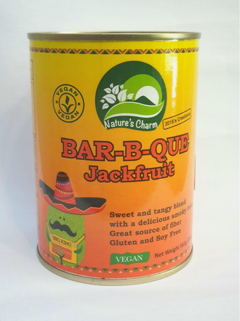 Natures Charm Bbq Jackfruit