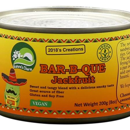 Nature's Charm BBQ Jackfruit - 560g
