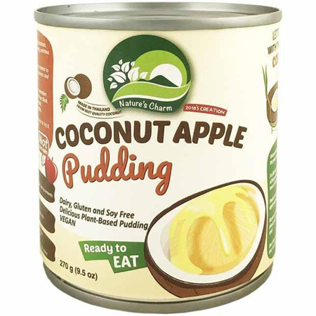 Nature's Charm Coconut Apple Pudding - 270g