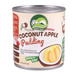 Natures Charm Coconut Apple Pudding 270g