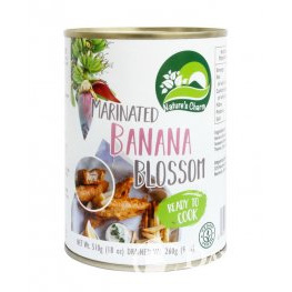 Nature's Charm Marinated Banana Blossom 565g