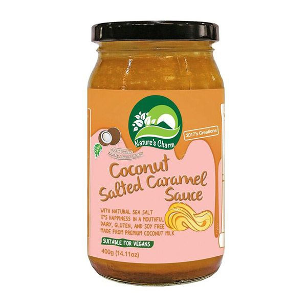 Natures Charm Salted Caramel Sauce 3.6kg