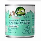 Nature's Charm Sweetened Condensed Coconut Milk SUGAR FREE - 320g