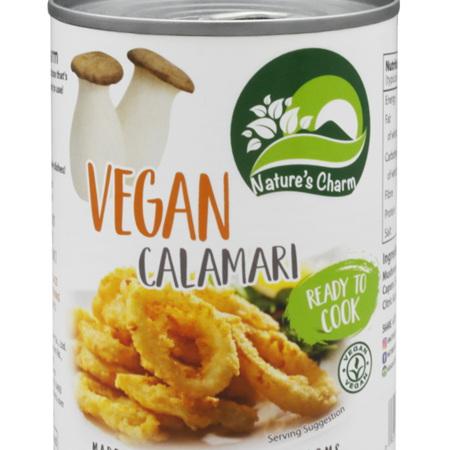 Nature's Charm Vegan Calamari