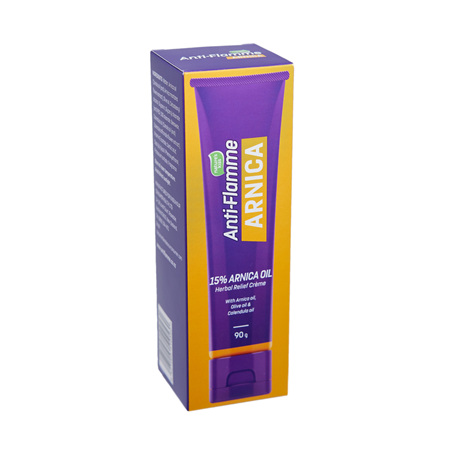Nature's Kiss Anti-Flamme Arnica Creme 90g