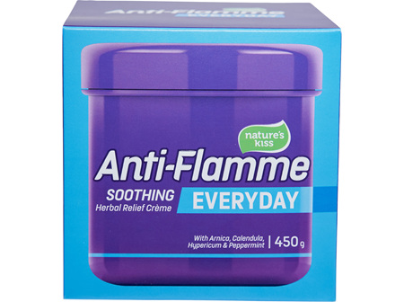 Nature's Kiss Anti-Flamme Everyday 450g