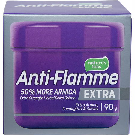 Nature's Kiss Anti-Flamme Extra 90g