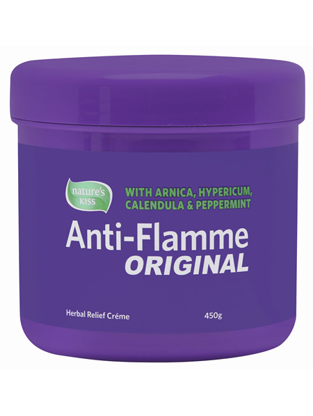 Nature's Kiss Antiflamme Original Cream 450g