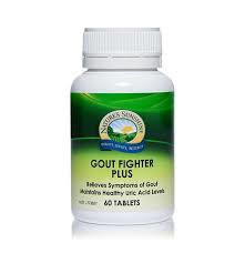 Natures Sunshine Gout Fighter 60tab