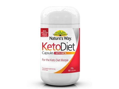 NATURES WAY Keto Diet Boost 60caps