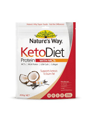 NATURES WAY Keto Diet Protein 200g