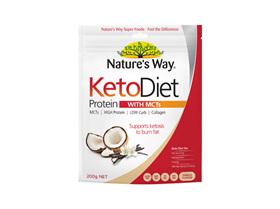 Nature's Way Keto Diet Protein 200g